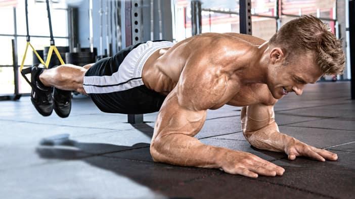 افزایش سایز و بزرگ کردن سینه با ورزش