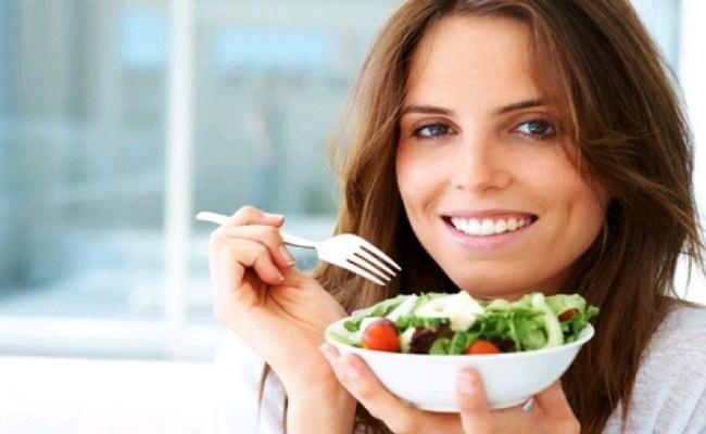 چاق کردن صورت با رژیم غذایی