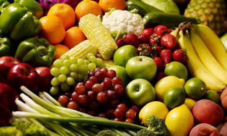 میوهها و سبزیجات